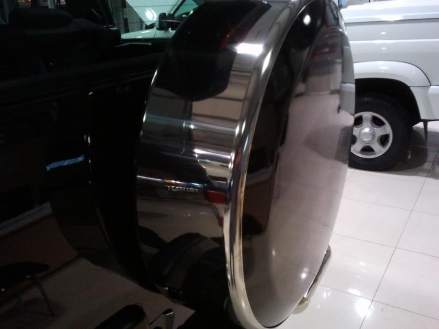 Бокс запасного колеса HUMMER H2