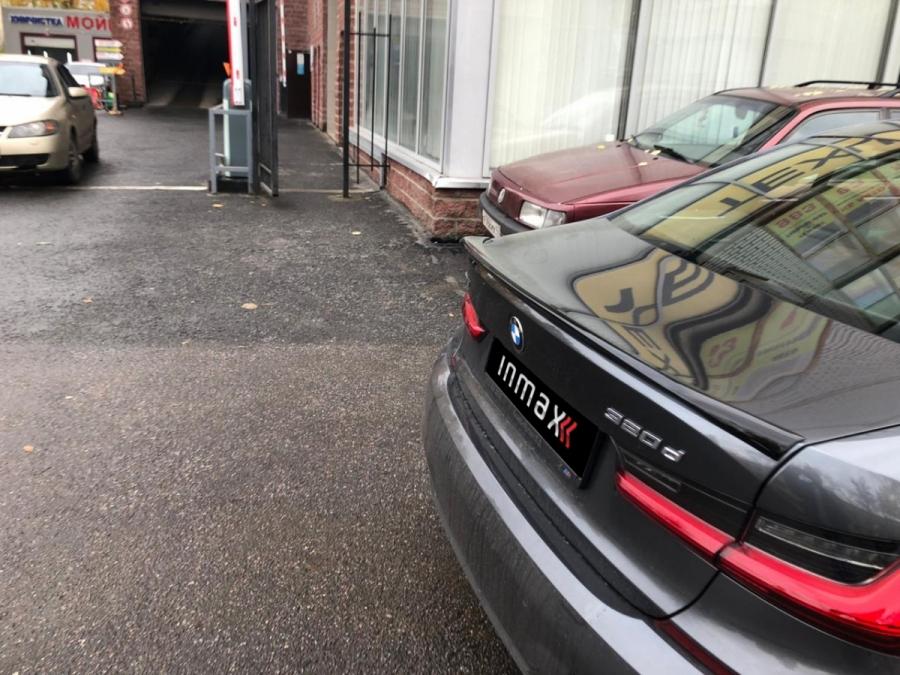 Спойлер BMW 3-series (G20) PERFORMANCE. Аналог М-Perfomance (OEM 51192458369)