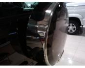 Бокс запасного колеса 265/75 R16; 275/70 R16