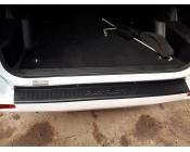 Накладка на задний бампер УАЗ Патриот