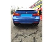 Диффузор заднего бампера BMW 3-series (F30). Аналог М-Perfomance 335