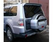 Бокс запасного колеса Mitsubishi PAJERO 4