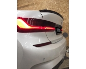 Спойлер BMW 3-series (G20). Аналог М-Perfomance (OEM 51192455880)